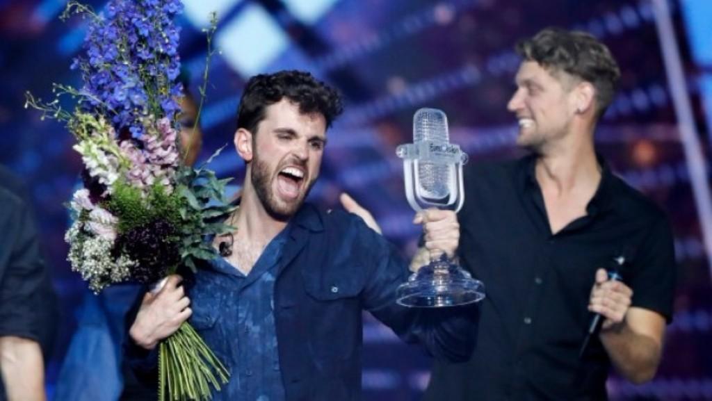 """Festivali """"Eurovizion 2019"""", Holanda shpallet fituese"""