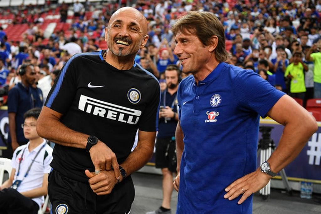 Inter, ikën Spalleti, Conte pranë zyrtarizimit