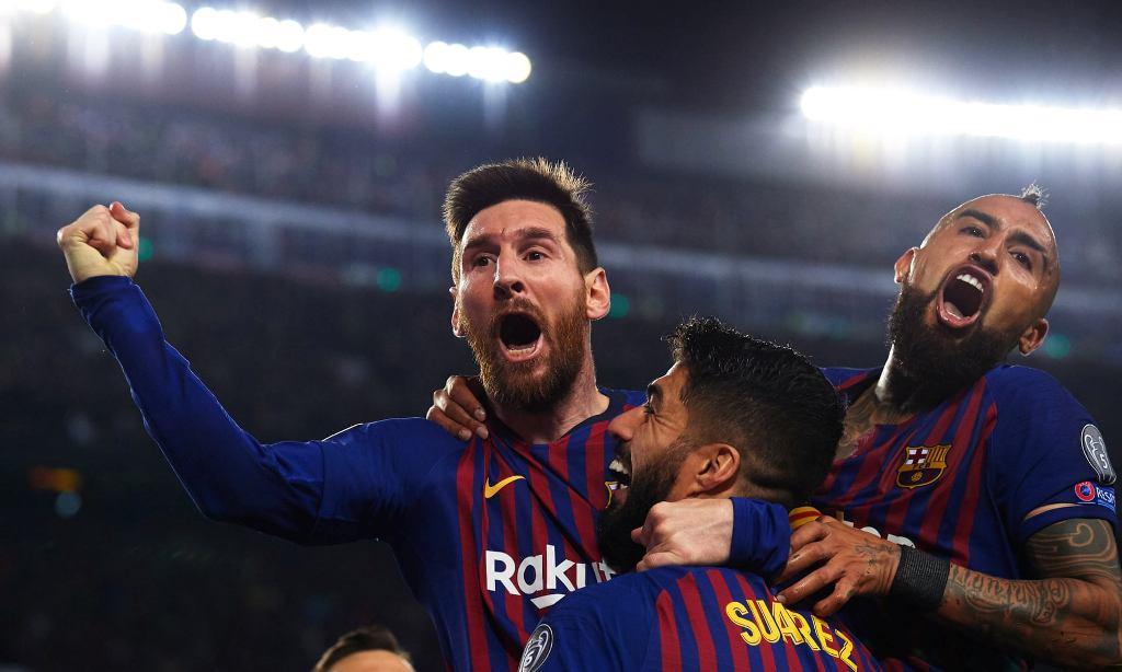 CHAMPIONS LEAGUE/ Magji e Leo Messi, Barcelona prek finalen