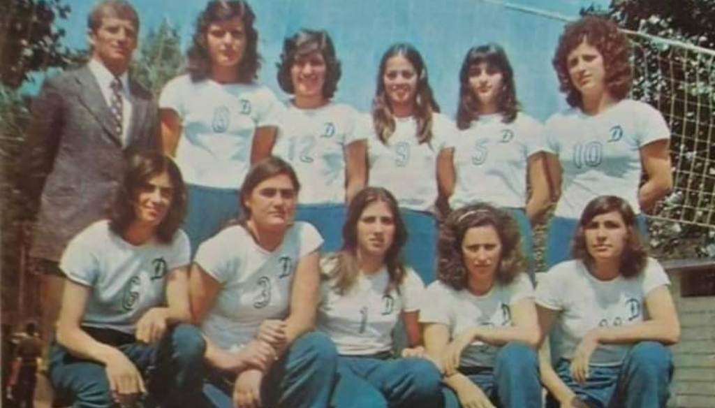 """Historia e volejbollit/Dikur """"sport borgjez"""", Dinamo emri emblemë që nuk ekziston më!"""