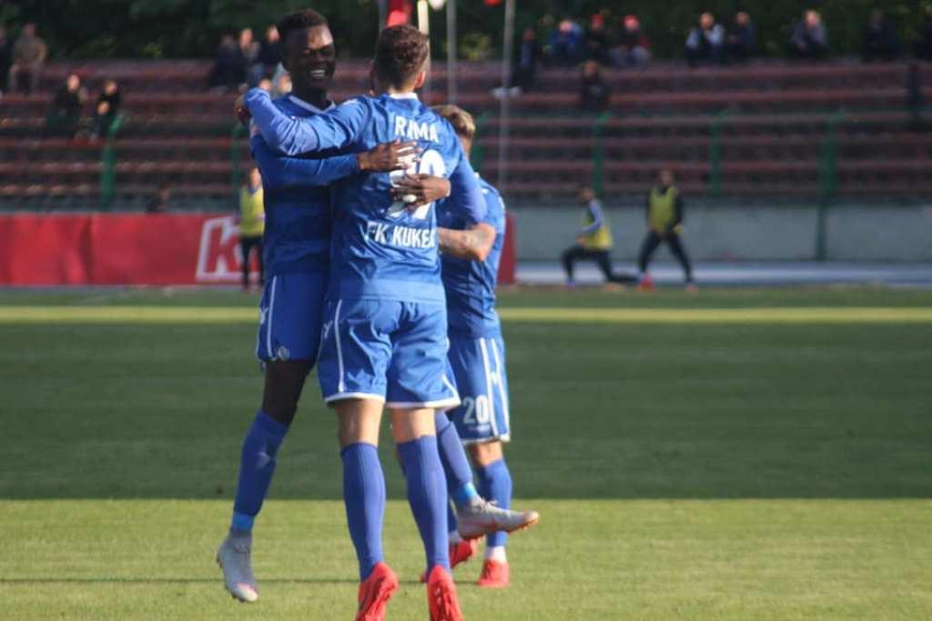 Kukësi-Tirana, finalja e madhe e Kupës së Shqipërisë
