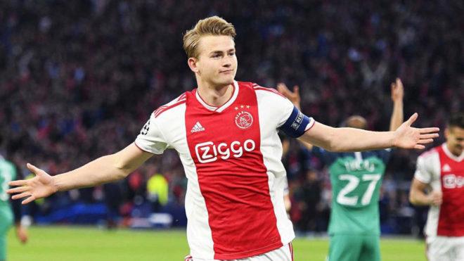 De Ligt kërkohet nga të gjithë, por sekretin e nxjerr drejtori sportiv i Ajax-it: Ja ku shkon...