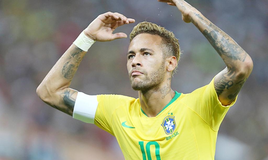"""""""Ledrinho"""", ylli i ri i Brazilit! Reperi i famshëm shqiptar """"tërbon"""" Neymar (Foto)"""