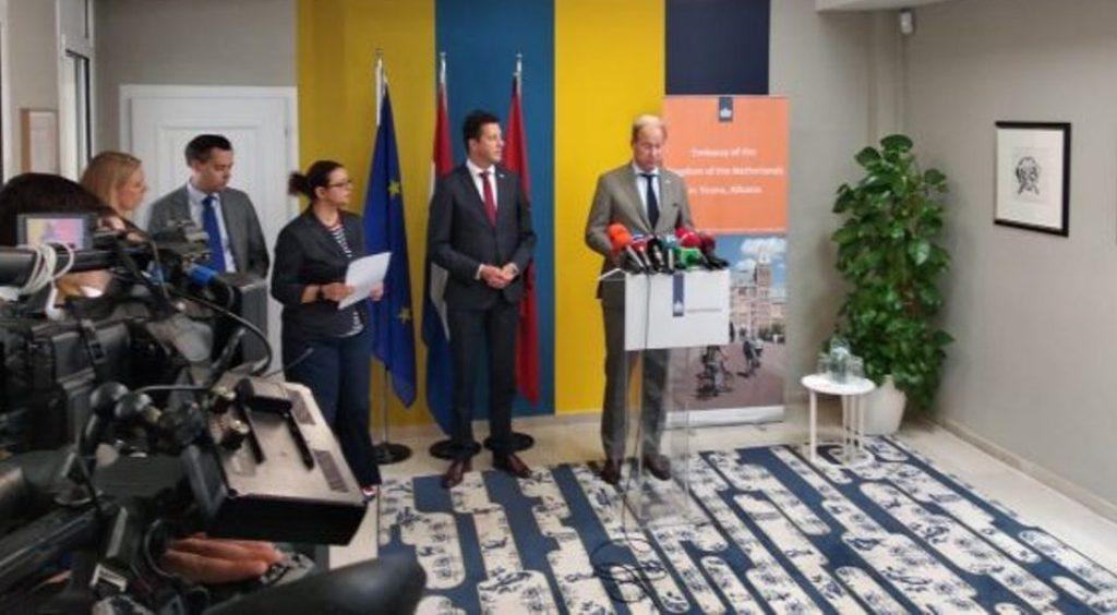 Holanda: Negociatat, i takon KE-së që të bëjë vlerësimin për Shqipërinë