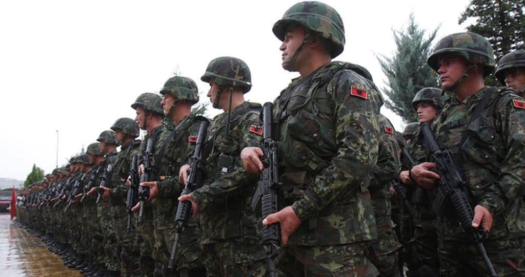 Nga Letonia në Sudanin e Jugut, misionet ku marrin pjesë 214 ushtarakët shqiptarë