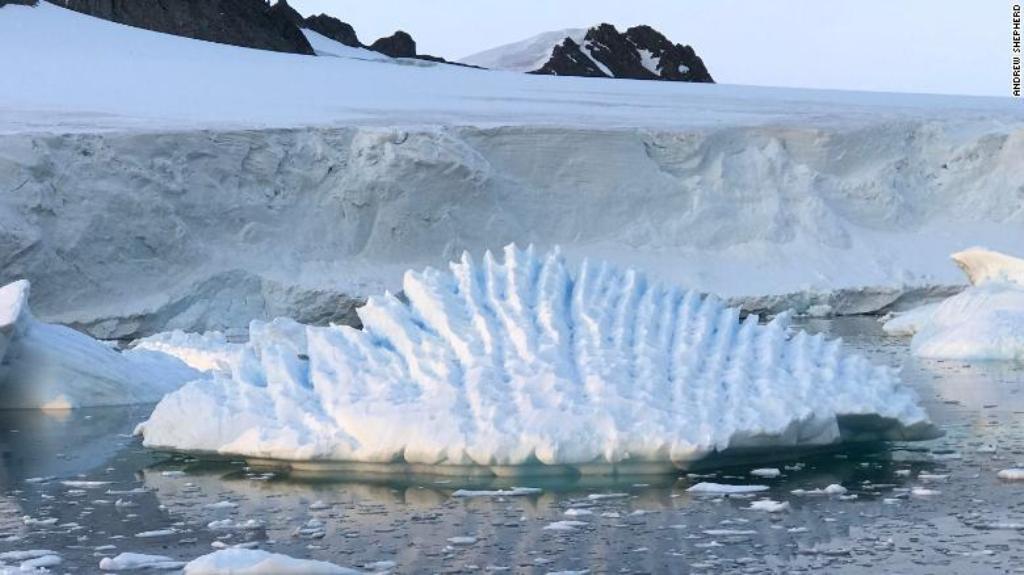Zvogëlohet mbulesa e akullt në Antarktidë, rritet niveli i ujit në oqeane