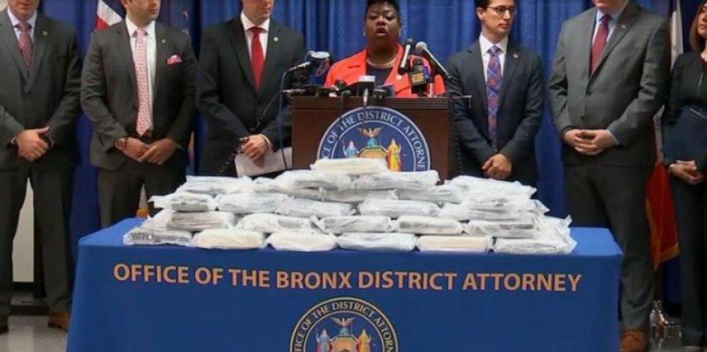 Në SHBA sekuestrohet sasia më e madhe e drogës