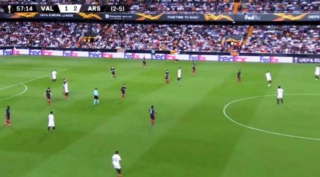 Arsenal shpartallon Valencian, bëhet finalisti i parë i Europa League