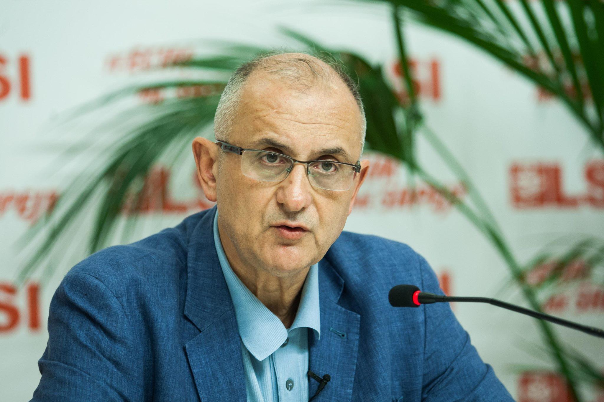 LSI, Vasili: Mogherini në ikje, i bëri qokën e fundit Edi Ramës