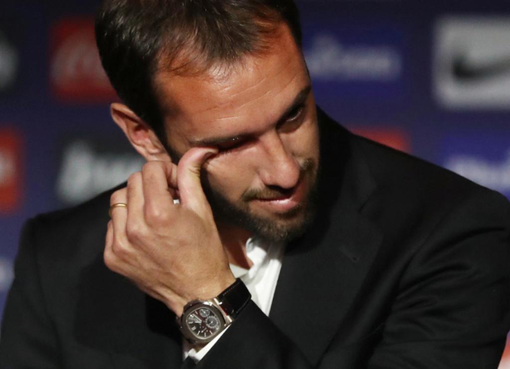 E pret United? Pas 9 vitesh në Madrid, Diego Godin mes lotësh: Lamtumirë!