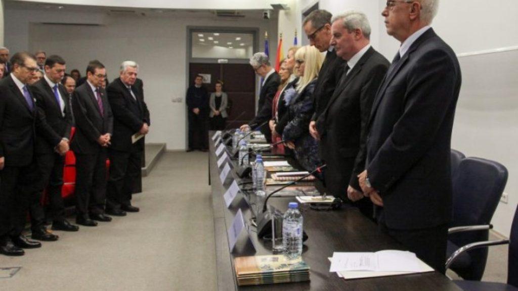 Në Maqedoninë e Veriut  përkujtohet holokausti ndaj hebrenjve