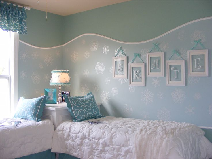 INTERIOR/Si ta mobiloni dhomën e vajzës tuaj?