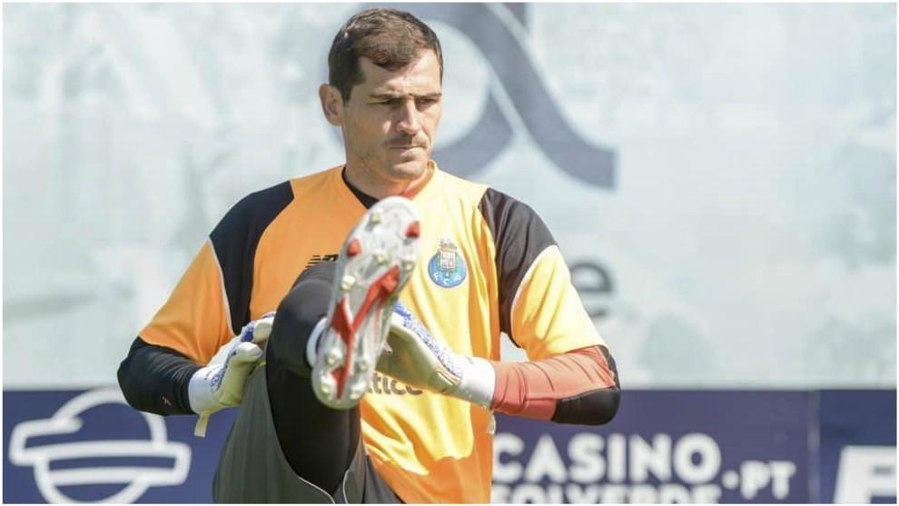 Ataku kardiak, ja vendimi që merr Porto për Casillas