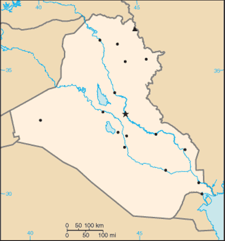 Gjyqësori në Irak dënon bashkëluftëtarët e ISIS