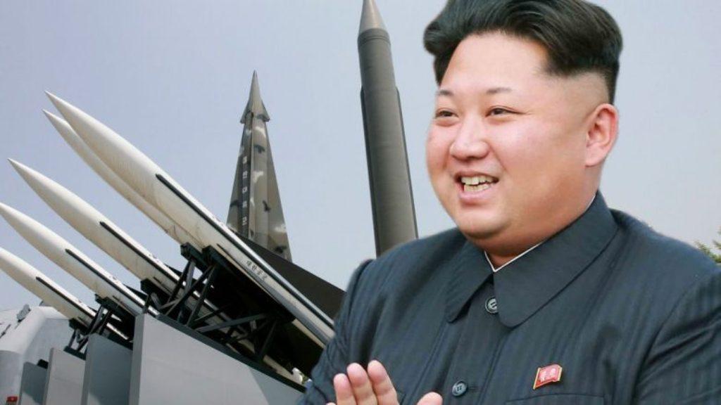 Korea e Veriut lëshoi një predhë të paidentifikuar