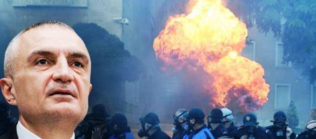 Protesta e opozitës, reagon Presidenti Meta: Të gjithë të ruajnë qetësinë, të evitojnë aktet e dhunës dhe konfrontimet
