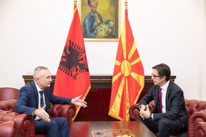 Meta-Pendarovski: Shqiptarët, mbështetës të rrugës europiane të Maqedonisë së Veriut