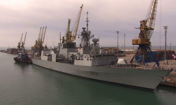 Ankorohen në portin e Durrësit dy luftëanijet e NATO-s, ja arsyet