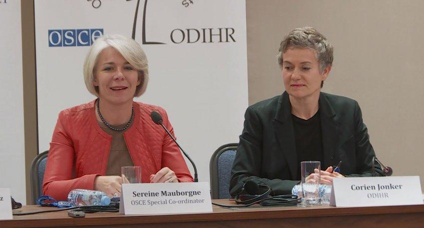 OSBE-ODHIR:  Në Maqedoninë e Veriut u zhvilluan zgjedhje demokratike