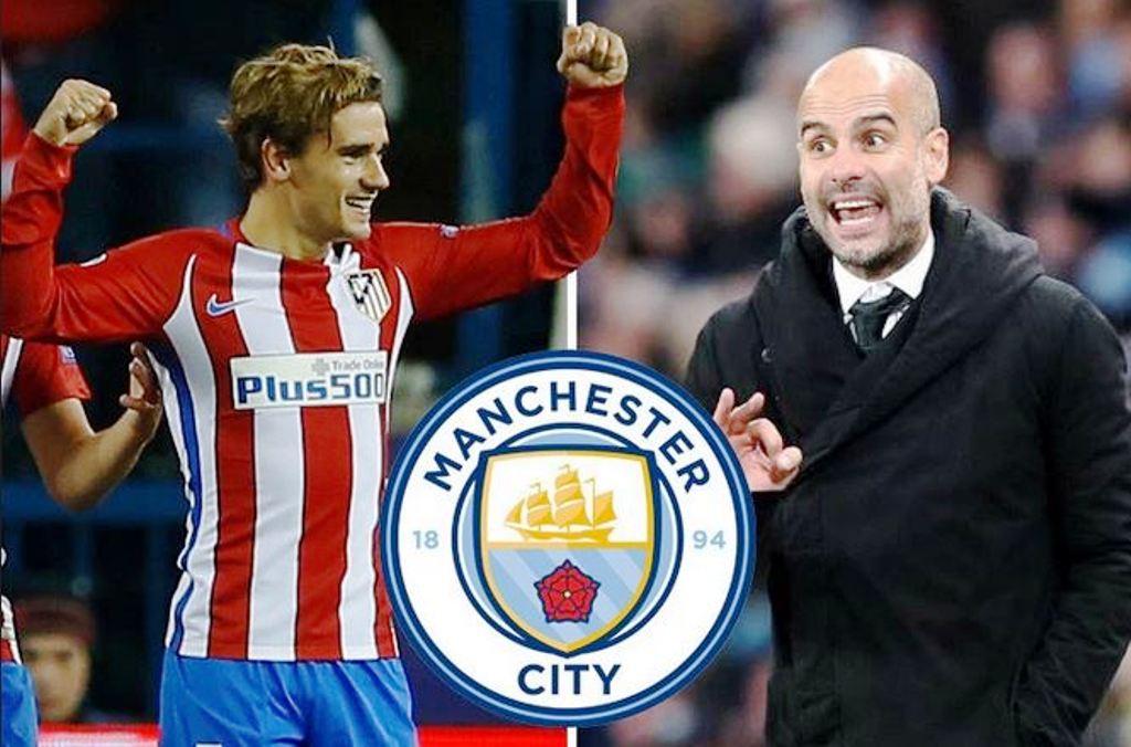 Lajmi se Griezmann shkon te Manchester City, përgënjeshtron Guardiola: S'kemi para ta blejmë