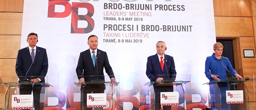 Liderët e Ballkanit: Zgjerimi i BE-së me ne, çështje gjeostrategjike