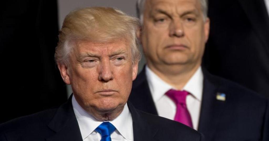 SHBA-Hungari: Trump e Orban duan të thellojnë marrëdhëniet