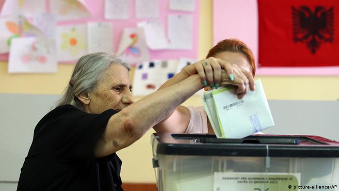 Nis procesi i votimeve në rang vendi