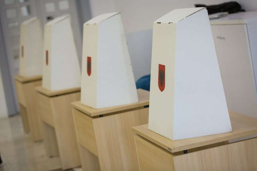 Low turnout on Sunday's local elections