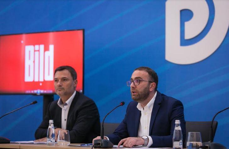 """""""Shtyrja e negociatave lajm pozitiv sipas Ramës"""", PD: Kur Europa të vendosë për ne, ai nuk do të jetë më kryeministër"""
