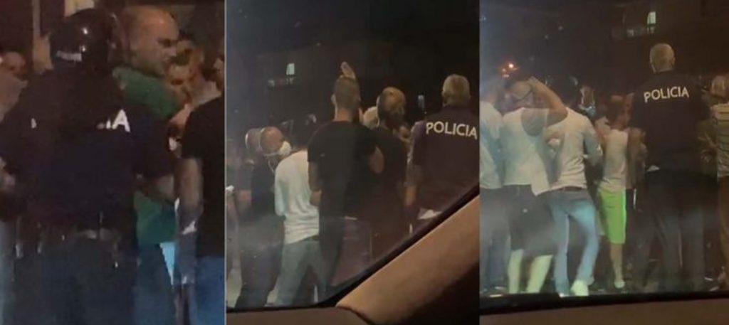 PËRPLASJA/ 15 të shoqëruar në Dibër, PD: Asnjë polic nuk është plagosur nga protestuesit, janë helmuar nga gazi që lëshuan