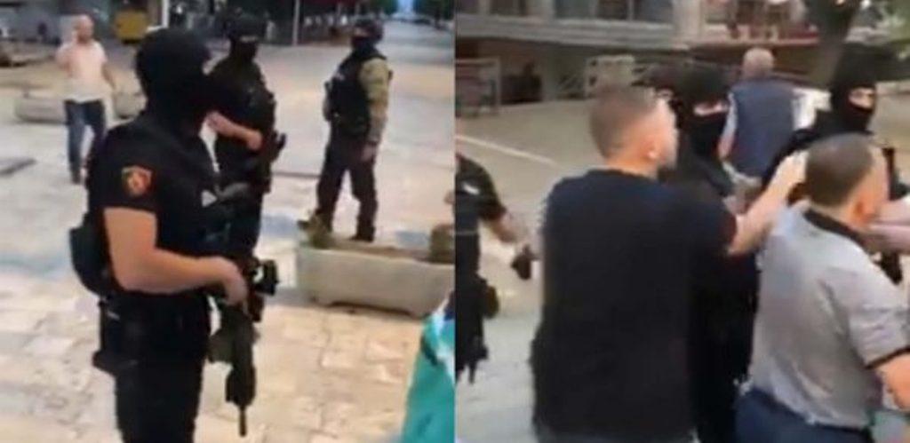 """DIBËR/ Policia """"bën bilancin"""": 12 të arrestuar, 39 në kërkim. """"Specialët"""" mbikëqyrin situatën e tensionuar"""