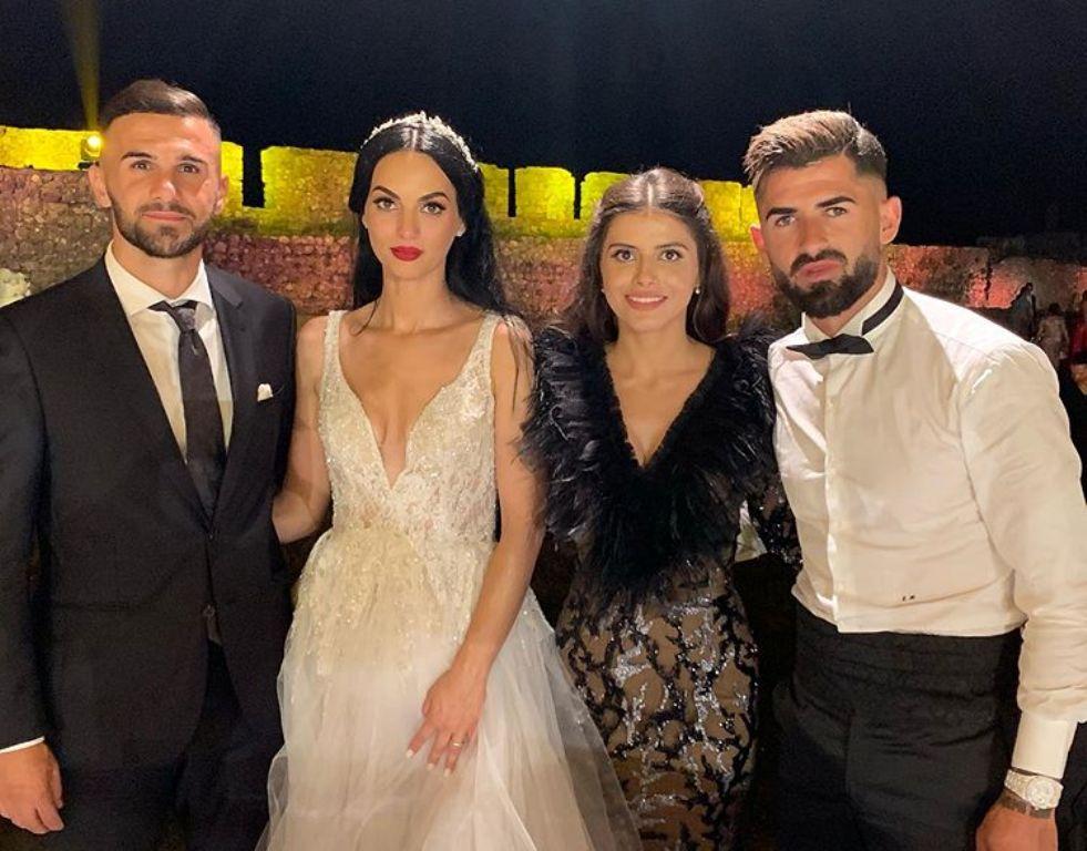 Nga dasma madhështore në Shkodër, Hysaj për muaj mjalti në Spanjë, Roma i shtohet merkatos (Foto)