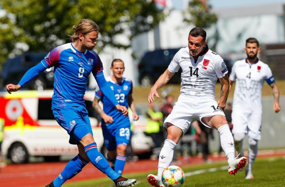Euro 2020/ Islanda na merr tri pikë dhe na lë prapa