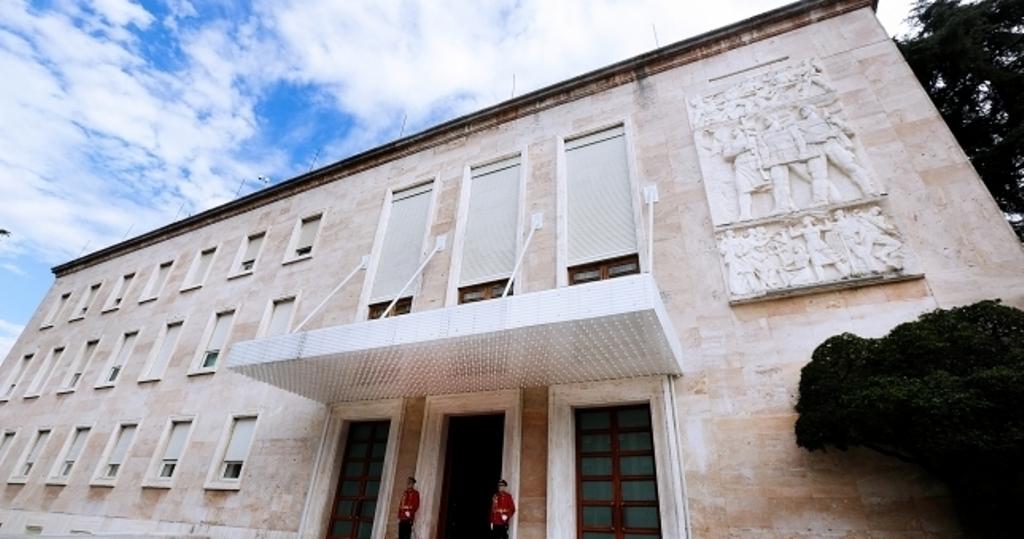 Kriza, Rama takim me ambasadorët e huaj në Tiranë