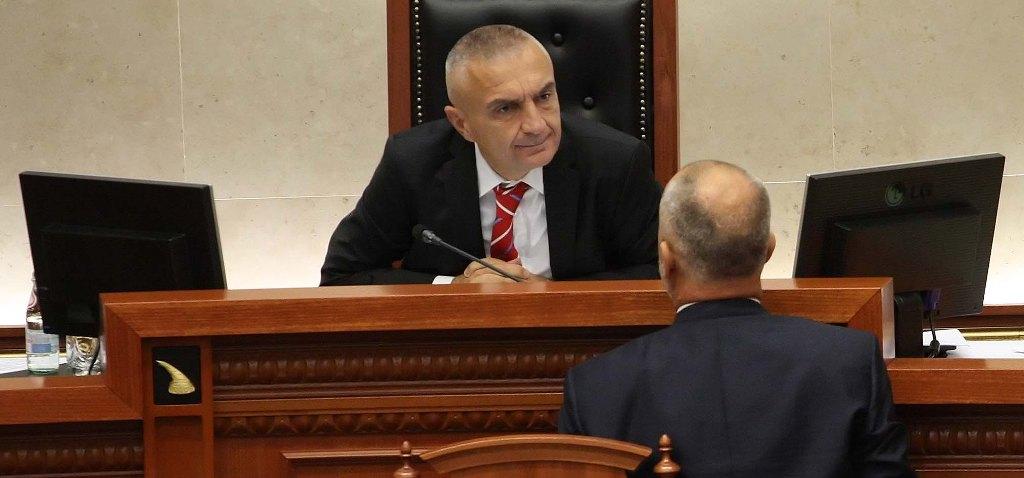 Projekt-rezoluta e plotë e Kuvendit, para shkarkimit kërkohet reflektim nga ana e Presidentit