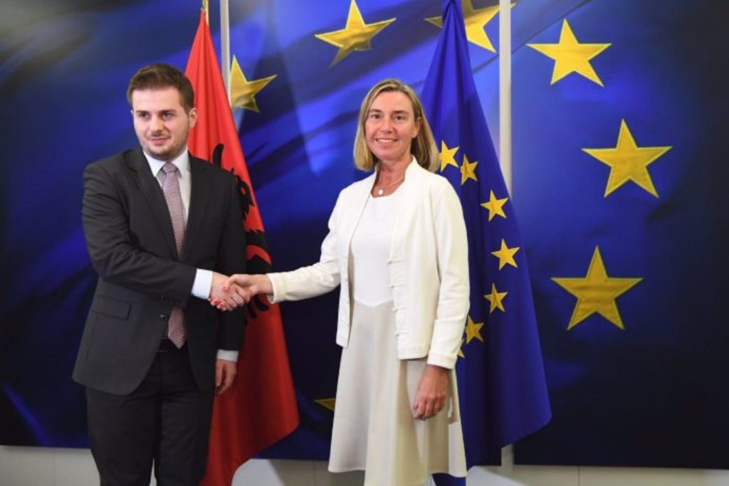 Albania is ready to open accession negotiations, says head of EU diplomacy
