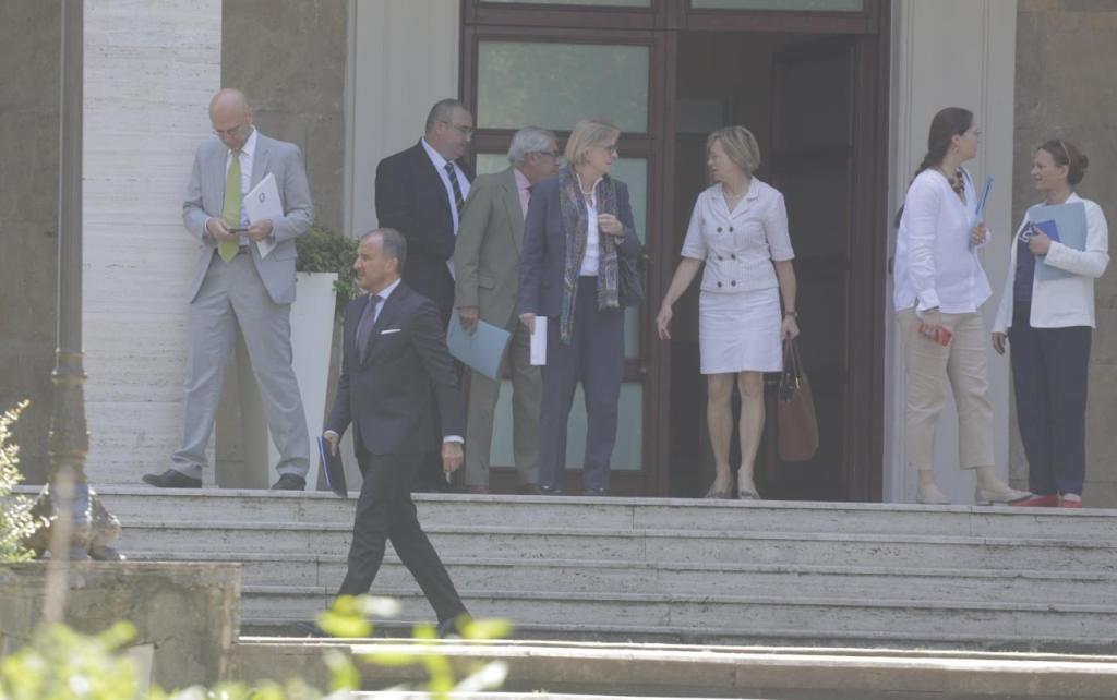"""Mbyllet """"në heshtje"""" takimi i kryeministrit Rama me ambasadorët e huaj në Tiranë"""