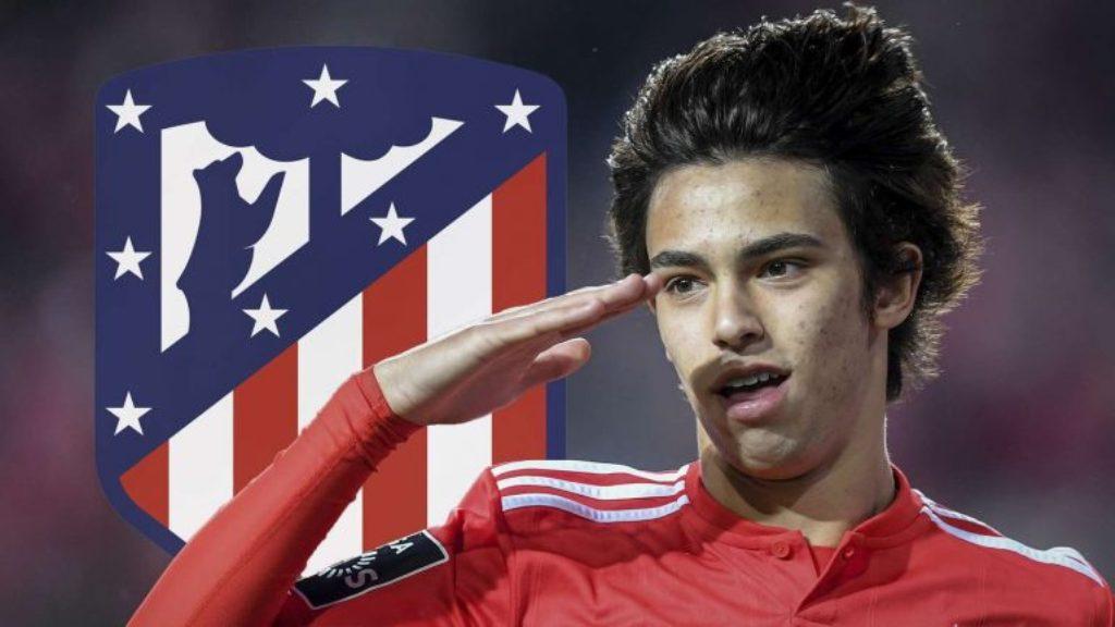 """Zyrtarizohet """"çmenduria"""" e Atletico Madrid, 126 milionë euro për 19-vjeçarin e Porto"""