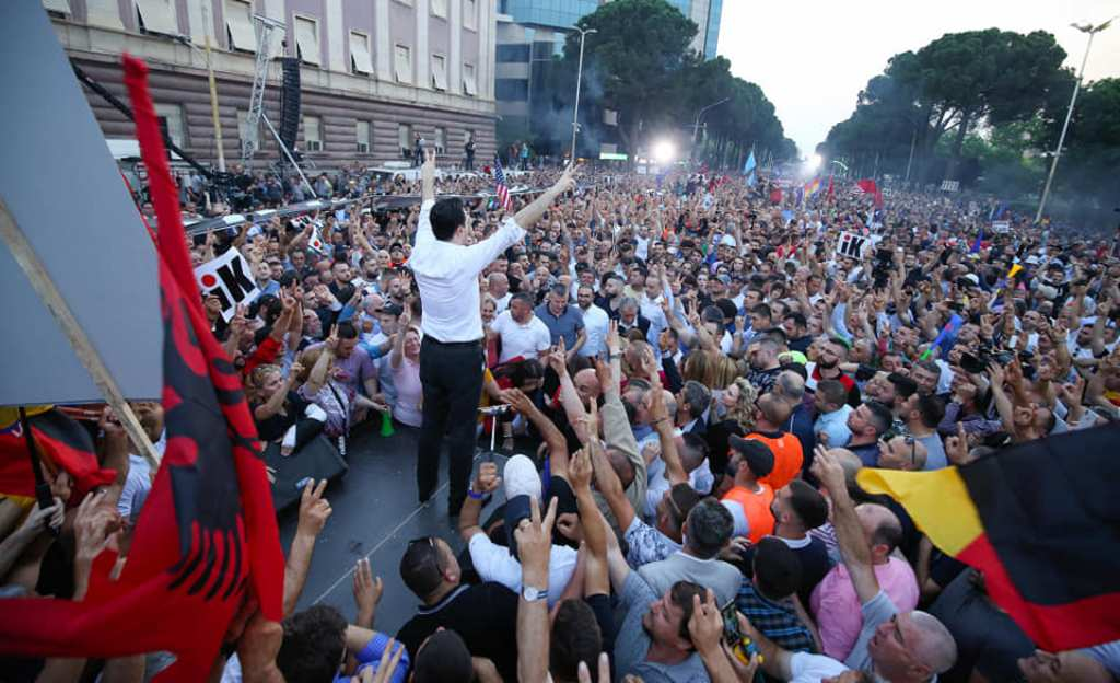 Basha: Gjykimi i popullit është i pashmangshëm! Kryeministri i Avdylajve do largohet!