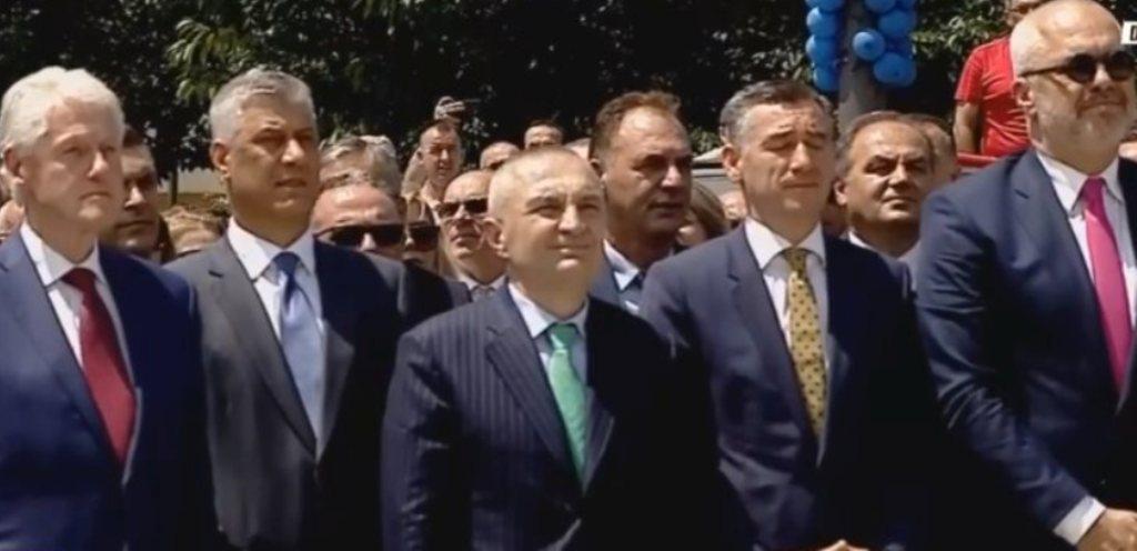 Prishtinë/Ceremonia e 20 vjetorit të çlirimit bashkon Metën me Ramën