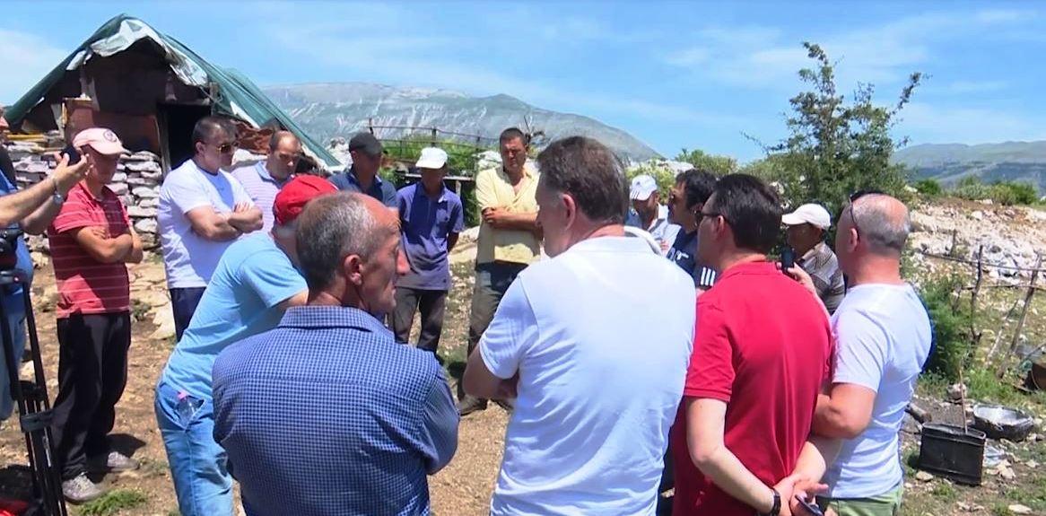 Subvencionet, Çuçi premton në Nivicë mbështetje për gjedhët