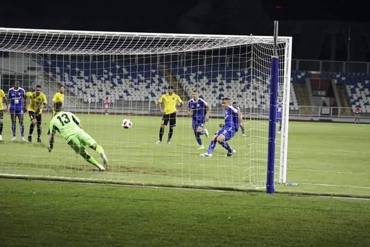 Europa League/ Nuk mjafton Dallku, Prishtina ndalet në barazim
