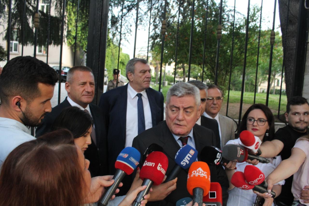 Meta pret aleatët e PD, Shehi flet pas mbledhjes: Data e zgjedhjeve do të dalë nga një marrëveshje politike