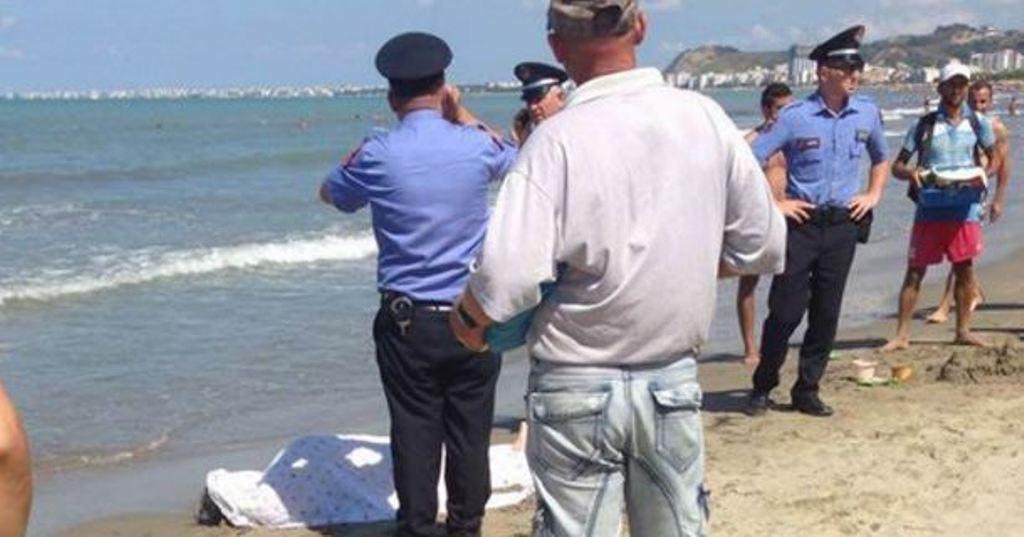 Plazhi i Durrësit/Gjendet i mbytur në kushte enigmatike pushuesi