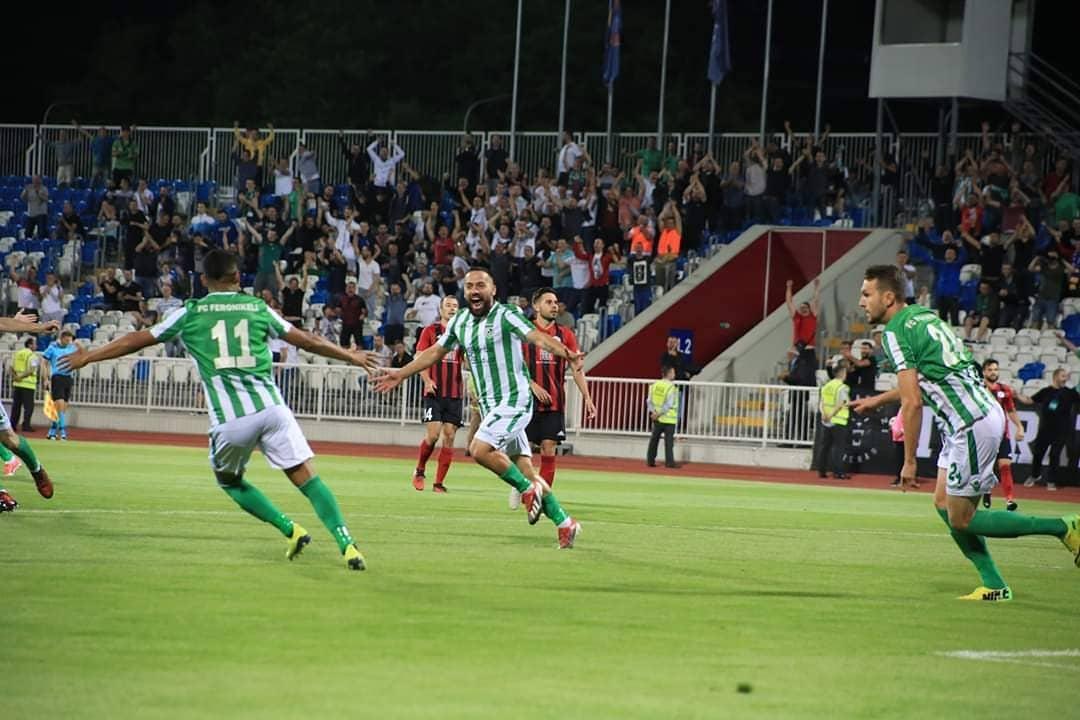 Prishtinë, Feronikeli prek finalen e raundit të Champions League