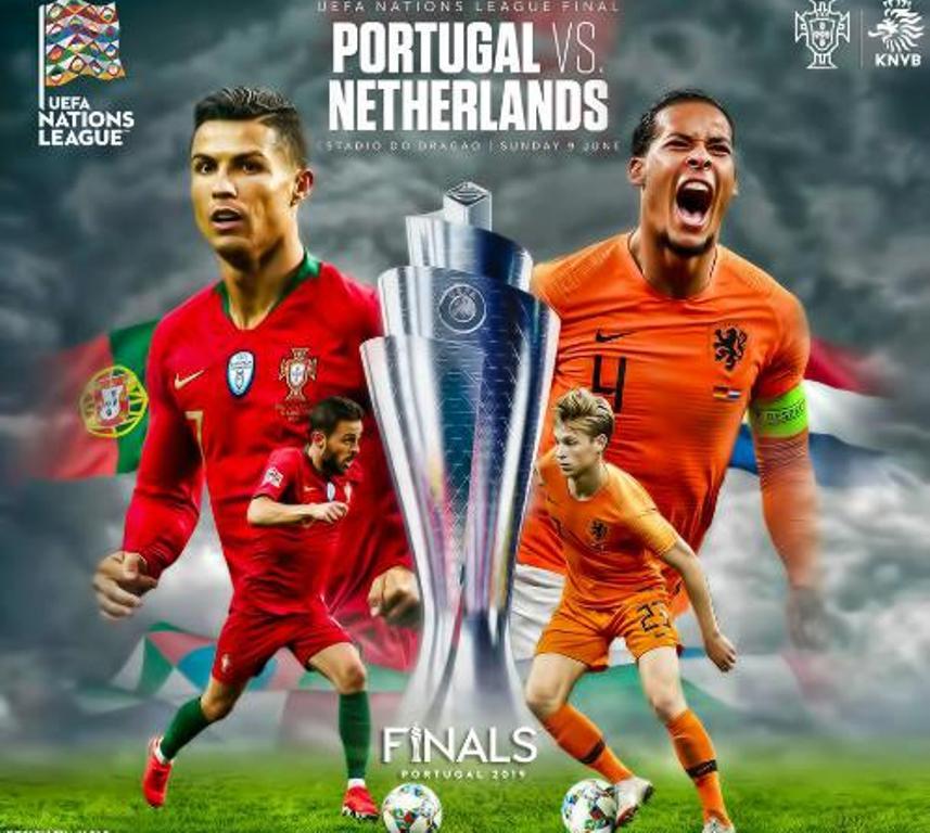 Finalja e Ligës së Kombeve, sot Ronaldo përballë talentëve holandezë (Anglia del e treta)