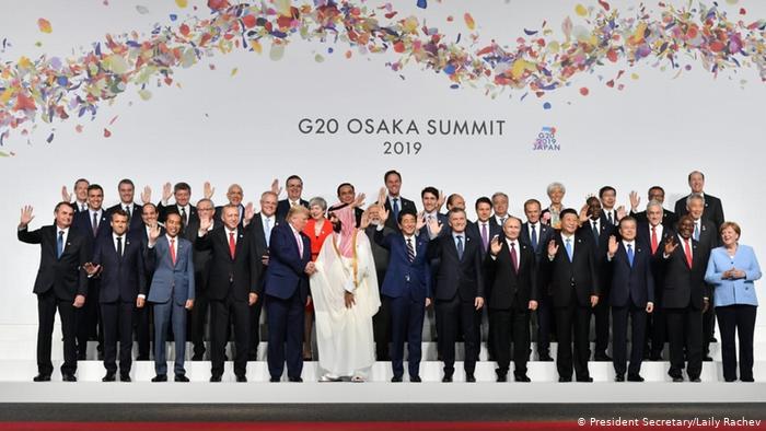 G20 mban vulën e konflikteve tregtare me SHBA