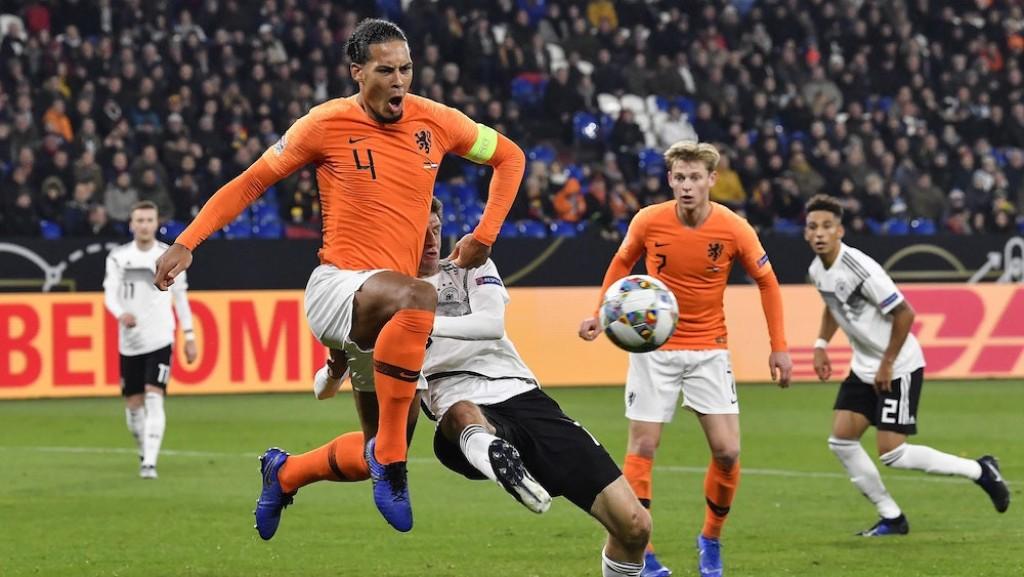 Holandë-Angli, sot përplasja e madhe para finales së Ligës së Kombeve