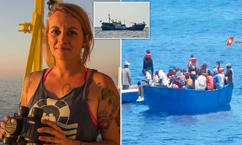 Itali/Shpëtoi mbi 1 mijë njerëz nga mbytja, 35-vjeçarja gjermane nën akuzë, rrezikon 20 vite burg