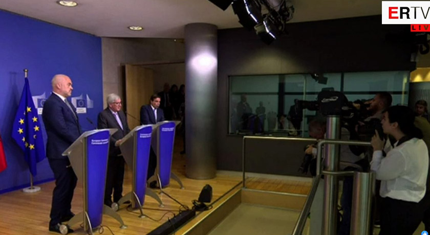 Rama në Bruksel refuzon të komentojë përplasjen me Metën: Europa të bëjë atë që ne presim